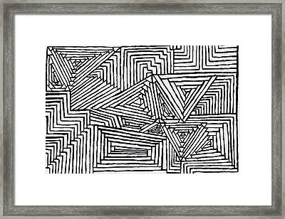 Endless  Framed Print by Christopher Rowlands