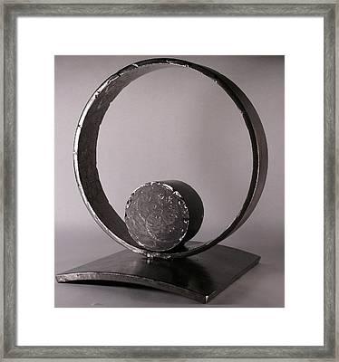 Endless Horizon Framed Print by Kirk Long