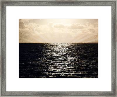 Endless Framed Print by JAMART Photography