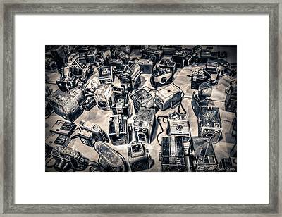 Framed Print featuring the photograph Endless by Michaela Preston