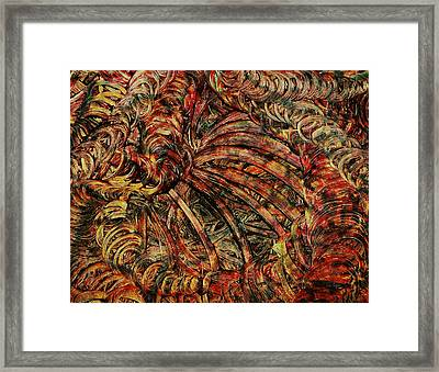 Framed Print featuring the mixed media Endless by Sami Tiainen