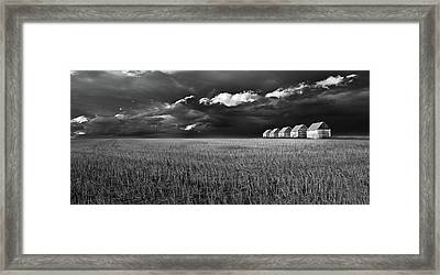 Framed Print featuring the photograph Endless Sky by John Poon