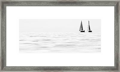 Endless Framed Print by Steven Milner