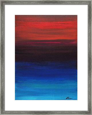 Endless Framed Print