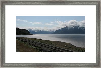 Endless Travels Framed Print
