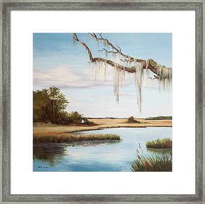 Enduring Beauty Framed Print