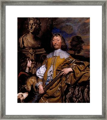 Endymion Porter Framed Print by William Dobson