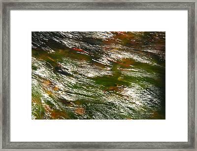 Energized Framed Print