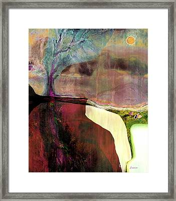 Can Spring Be Far Behind Framed Print