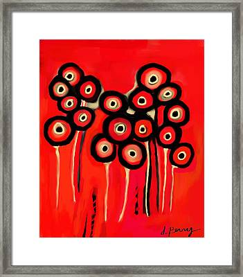 Energy Framed Print by D Perry