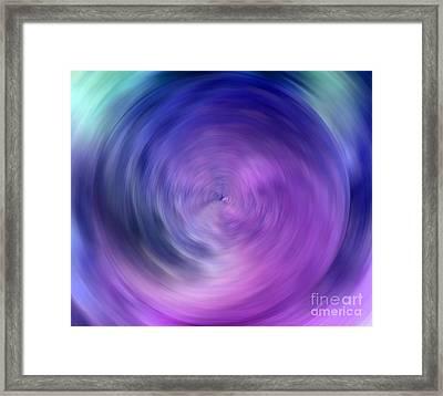 Energy Framed Print by Krissy Katsimbras