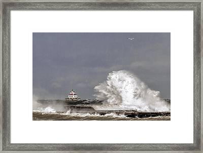 Energy Released Framed Print by Everet Regal
