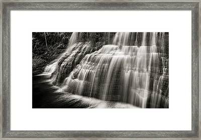 Lower Falls #2 Framed Print by Stephen Stookey
