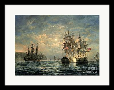 War Of Independence Framed Prints