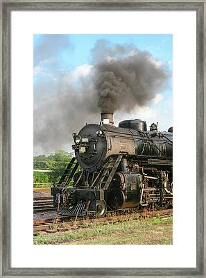 Engine 1003 Framed Print by Todd Klassy