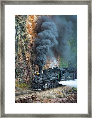 Engine 480 Framed Print by Inge Johnsson