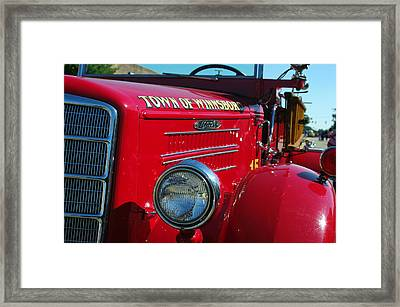 Engine No. 15 Framed Print by Don Prioleau