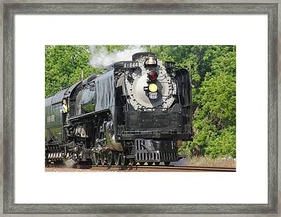 Engine X-844 Framed Print