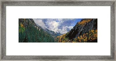 Engineer Pass, Colorado Framed Print by Panoramic Images