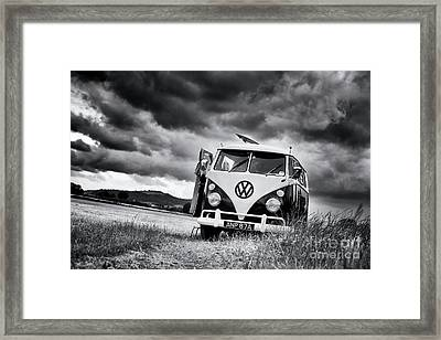 English Summer  Framed Print
