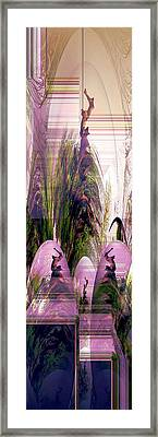Enigma No 2 Framed Print by Robert G Kernodle