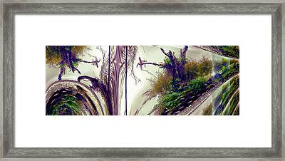 Enigma No 3 Framed Print