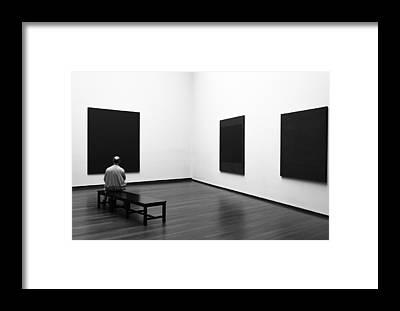 Art Museum Framed Prints