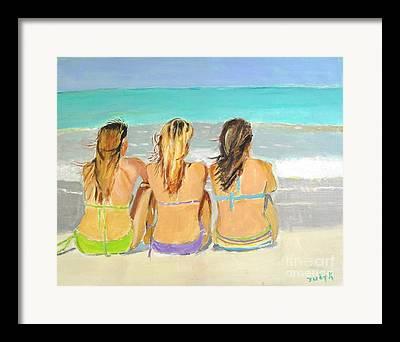 Judy Kay Art Framed Prints