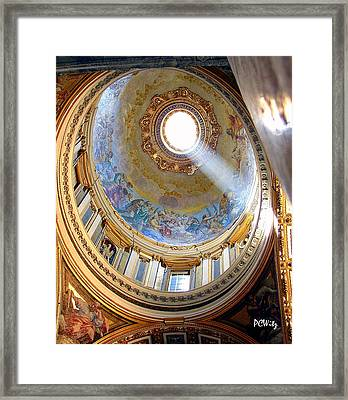 Enlightened Framed Print