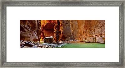 Enlightenment - Craigbill.com - Open Edition Framed Print by Craig Bill