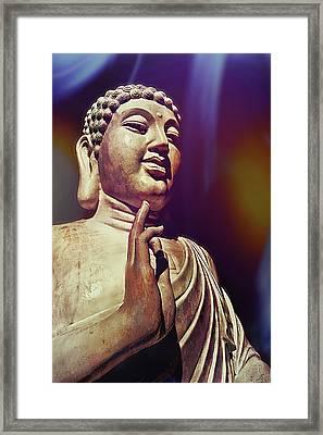 Enlightenment Framed Print