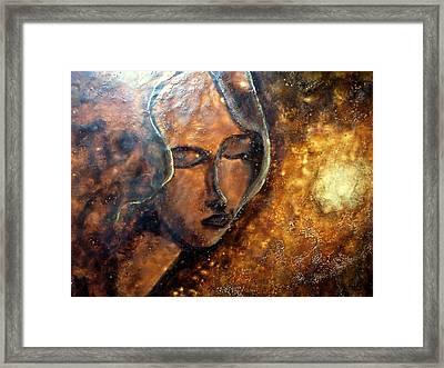 Enlightenment Framed Print by Karla Phlypo-Price