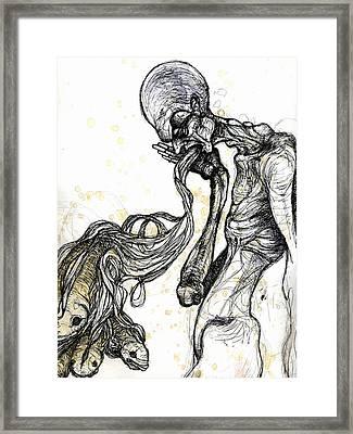 Enlightenment Framed Print by Mark M  Mellon