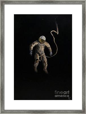 Enlivening Framed Print by Robin Coomans