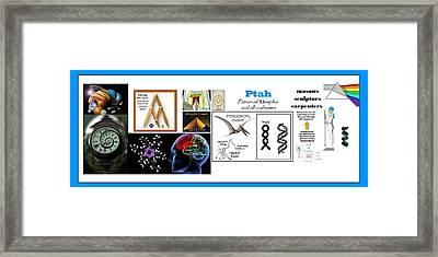Enraptitude Framed Print