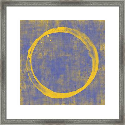 Enso 1 Framed Print by Julie Niemela