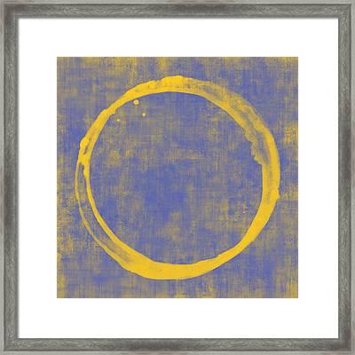 Enso 1 Framed Print