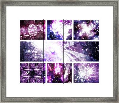 Enter Dreamland #art #digitalart Framed Print by Michal Dunaj