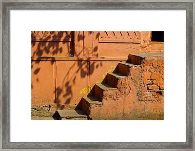 Enter The Void Framed Print by Prakash Ghai
