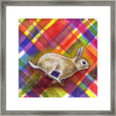 Framed Print featuring the painting Enthusiasm by Retta Stephenson