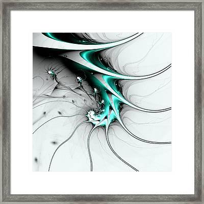 Entity Framed Print by Anastasiya Malakhova