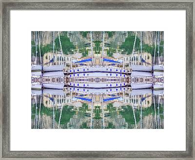 Entranced Framed Print by Keith Armstrong