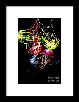Entanglement Framed Prints