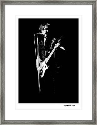 Entwistle69 Framed Print