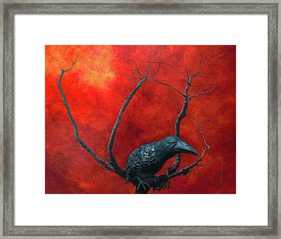 Environment 2050 Framed Print by Jeff Burgess