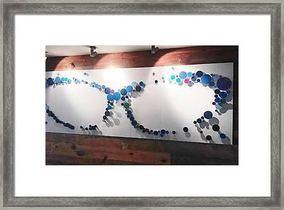 Envision Framed Print by Rosemary Pierce