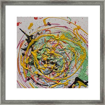 Envy Framed Print by Michael Palmer