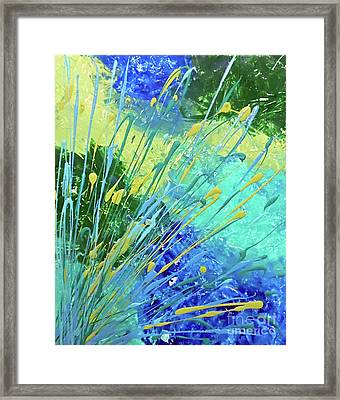 Envy Framed Print by Jilian Cramb - AMothersFineArt