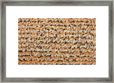 Enya Storms In Africa Framed Print by Ken Church