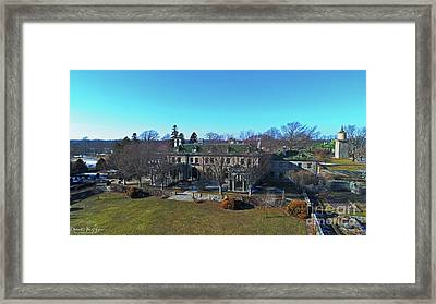 Eolia Mansion Framed Print